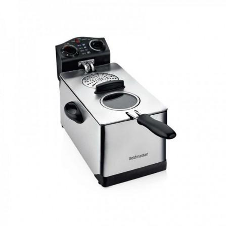 Aspirateur vertical GoldMaster 2000 Watt - Blanc (GM-7545R)