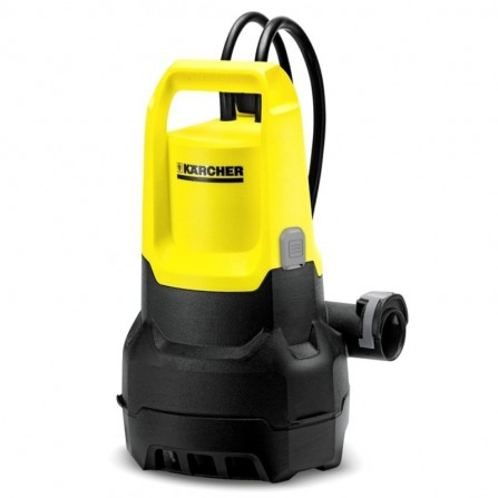 Pompe immergée KÄRCHER Dirt SP5 pour aspiration de l'eau (4054278060422)