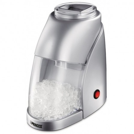Machine à piler la glace Princess 55 Watt - Silver (282984)