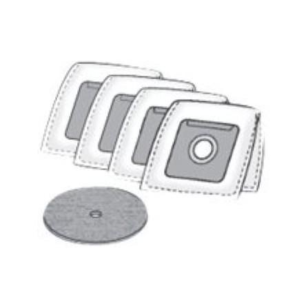 kit d'accessoires pour aspirateur Severin - Blanc ( SB7211)