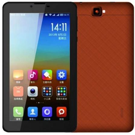 """Tablette VEGA ITAB 7"""" 4G - Orange (ITAB-ORANGE)"""