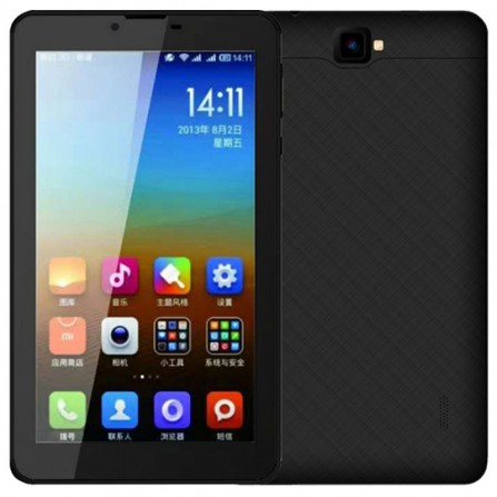 "Tablette VEGA ITAB 7"" 4G - Noir (ITAB-BLACK)"