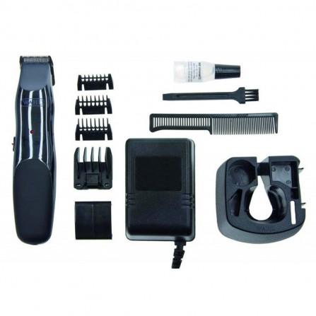 Tondeuse à Cheveux Wahl Grooms Man Rechargeable - Noir (9918-1416)