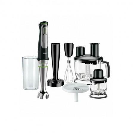 Mixeur Plongeant Braun 11en1 1000W (MQ9097X)