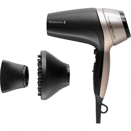 Sèche-cheveux thermacare Pro Remington 2300 Watt - Noir ( D5715)