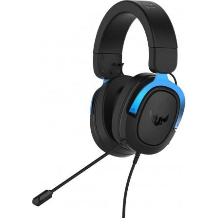Casque de jeu TUF Gaming H3 Asus - Bleu (H3Bleu)