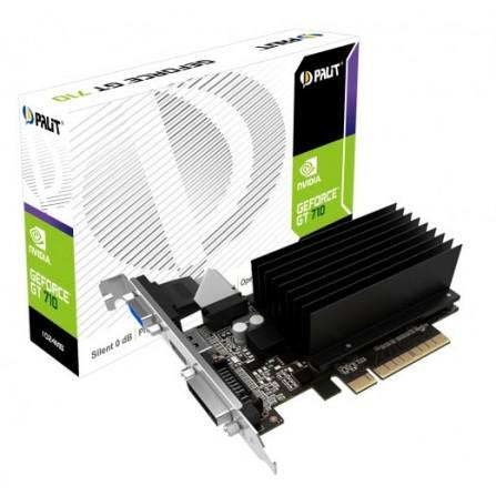 Carte Graphique PALIT GeForce GT 710 2G(NEAT7100HD46-2080H)