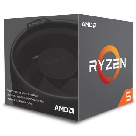 Processeur AMD Ryzen 5 1600 AF (3.2 GHZ / 3.6 GHZ)