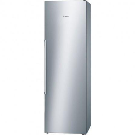 Congélateur Verticale BOSCH No Frost 242 L - Inox (GSN36AI31U)