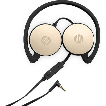 Casque Stéréo HP H2800 Noir&Gold (2AP94AA)