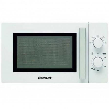 Micro Onde Brandt 700W - 20 L - Blanc (SM2006W)
