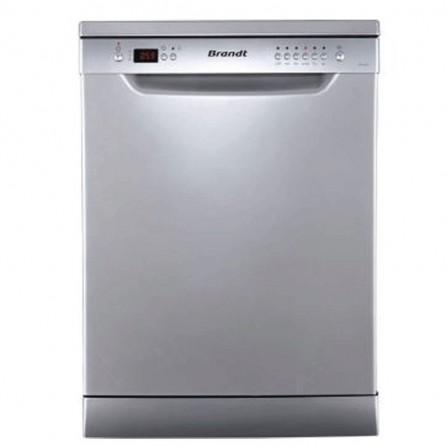 Lave vaisselle BRANDT 12 Couverts Silver (DFH12227S)