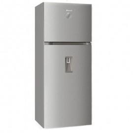 Réfrigérateur Brandt NoFrost 480L avec distributeur d'eau et afficheur- Inox (BD4712NWX)