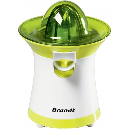 Presse agrumes Brandt 40 Watt - Blanc & Vert (PAI-40V)