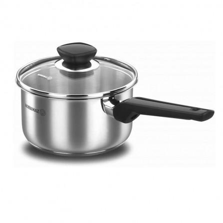 casserole kappa Korkmaz 16x9 cm / 1,8 L - Inox (A1696-1)