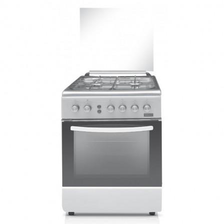 Cuisinière Sotacer 4 feux 60cm - Inox (TGG7603S)