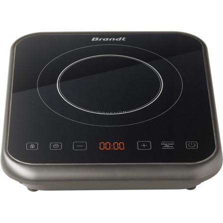 Plaque Induction Brandt Posable  2000 Watt - Noir (TI1FSOFT)