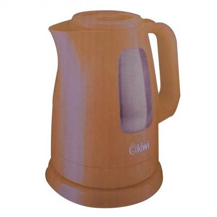 Bouilloire électrique Kiwi 2000 Watt 1,7L - Orange (KK 3325P)