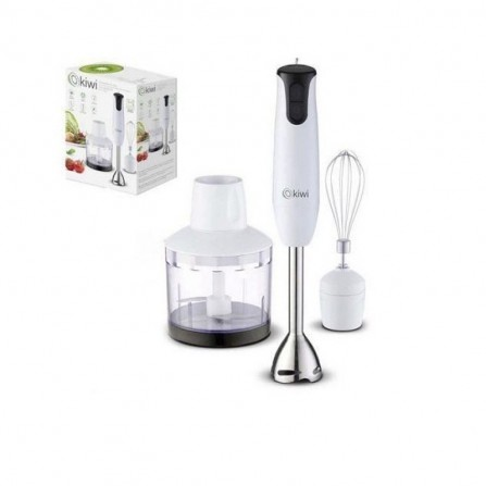 Mixeur plongeant Kiwi 500 Watt 0,5L - Blanc (KHB-4430 )