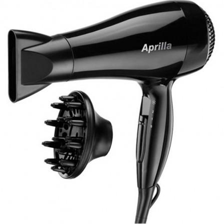Sèche-cheveux Aprilla 2200 Watt - Noir (AHD 2127)