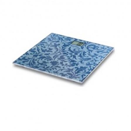 Pèse personne Aprilla 150Kg - Bleu (ABS 1025)