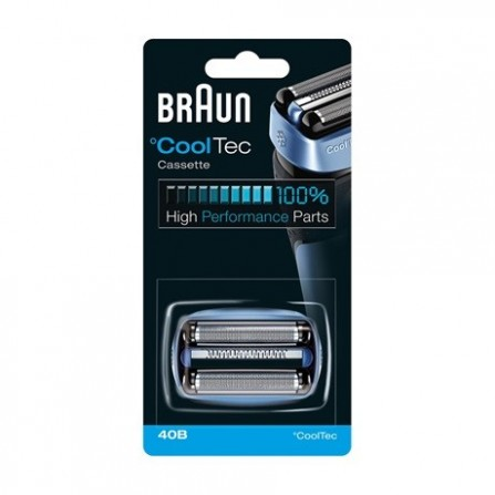 Combipack 40B Braun pour cooltec (40B)