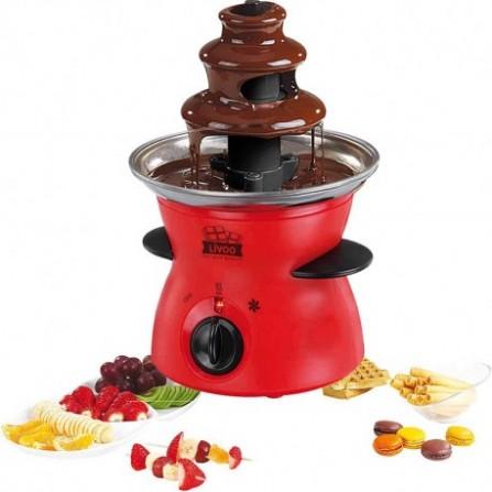 Fontaine à Chocolat LIVOO  80W - Rouge (DOM335)