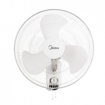 Ventilateur Mural Midea 3vitesses - Blanc (FW45-F3)