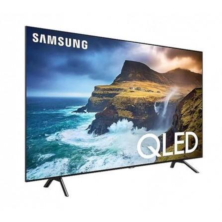 "Téléviseur Samsung 55"" Q70 Flat Smart 4K QLED TV - Serie 7 (QA55Q70RASXMV)"