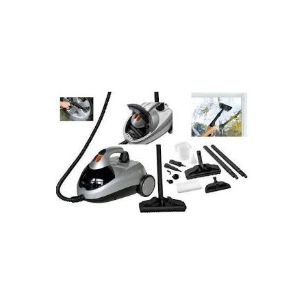 Nettoyeur à vapeur CLATRONIC 1500 Watt  - Noir et Gris  ( DR3280 )
