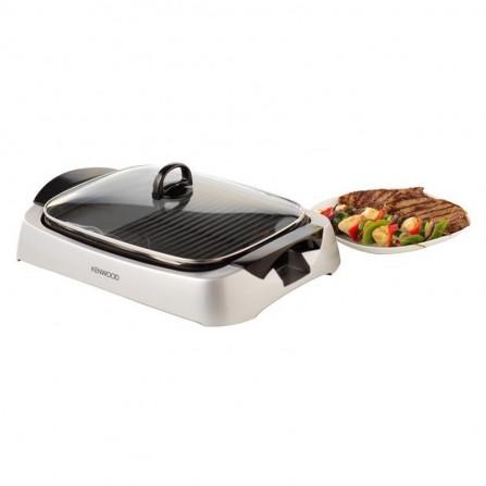 Barbecue électrique Kenwood Health Grill 2000 Watt - Noir (HG266)