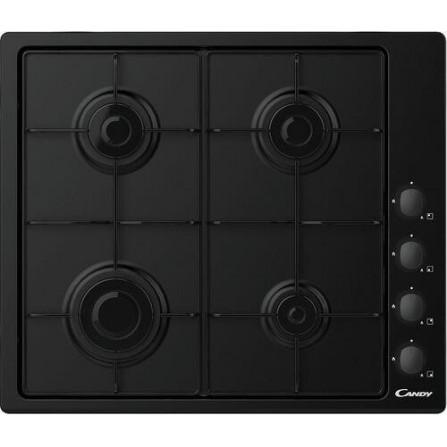 Plaque de cuisson 4 feux -Noir (CHW6BLB)