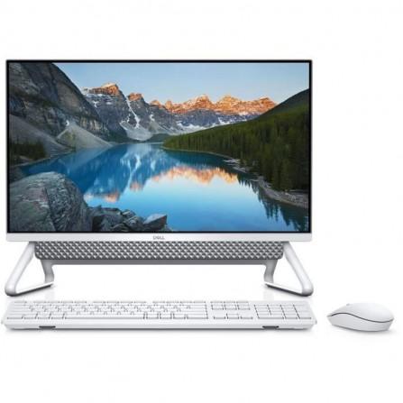 Pc de bureau Tout-en-un Dell Inspiron 5490 Tactile / i7 10è Gén / 16 Go / Silver (5490AIOI72GT)