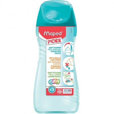 Gourde MAPED 430 ml -Turquoise ( 871502 )