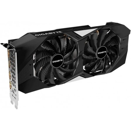 Carte graphique GIGABYTE GeForce GTX 1650 4 Go OC (GV-N1650OC-4GD)