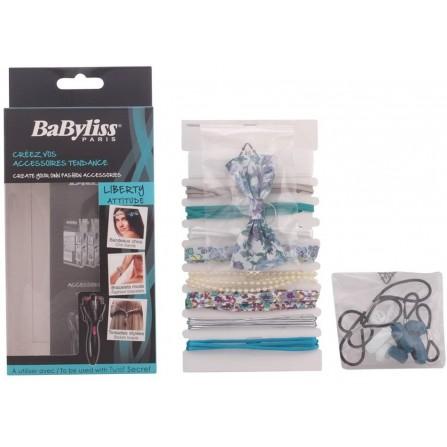 Bandeaux - Parure de bijoux BABYLISS  -Bleu (799506)