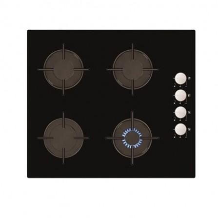 Plaque de Cuisson SEG 4 Feux - Noir  (H6400KG)