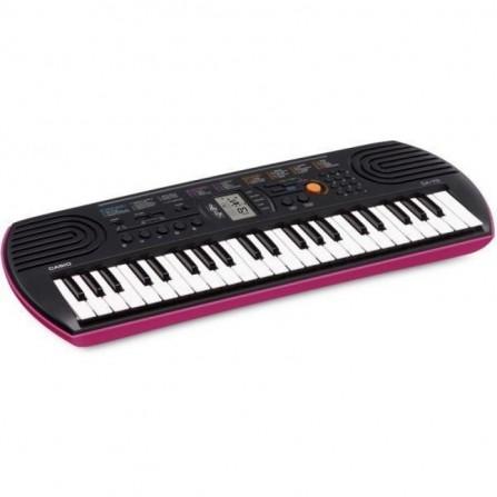Mini Keyboard Built-in Tones CASIO - Rose (SA-78AH2)
