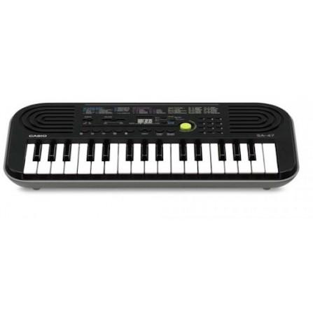 Mini Keyboards CASIO - Gris (SA-47AH2)