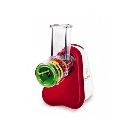 Hachoir Multifonctions Fresh Express MOULINEX 150 Watt - Blanc/Rouge(DJ755G32)