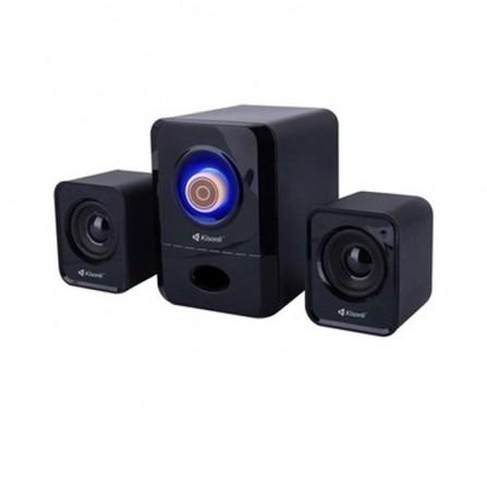 Haut parleur USB 2.1 Kisonli 2900 - Noir