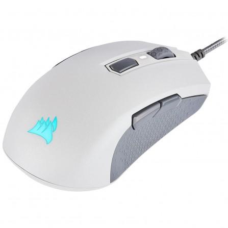Souris gamer Corsair M55 Pro RGB - Blanc ( CH-93080111-EU)