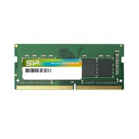 Barrette Mémoire SILICONE POWER 4Go DDR4 2666MHz Pour Pc Portable - (SP004GBSFU266N02)