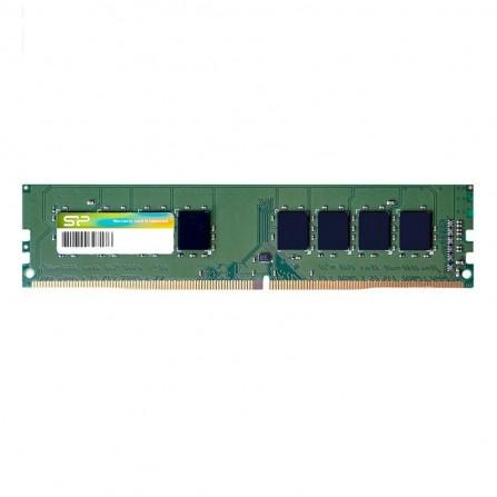 Barrette Mémoire SILICONE POWER 4Go DDR4 2666MHz Pour Pc de Bureau - (SP004GBLFU266N02)