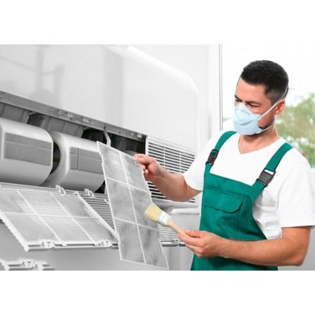 Entretien climatisation (Démontage et montage)