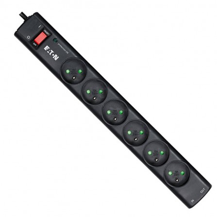 Multiprises De Protection EATON Strip 6 Tel - (PS6TF)