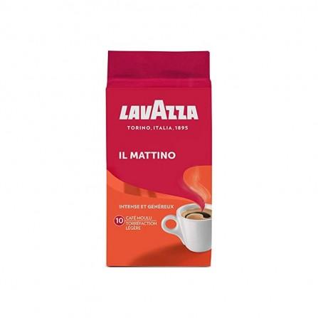 Paquet de 250 gr Café moulu LAVAZZA Il Mattino