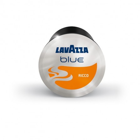 Box 10 capsules LAVAZZA BLUE RICCO