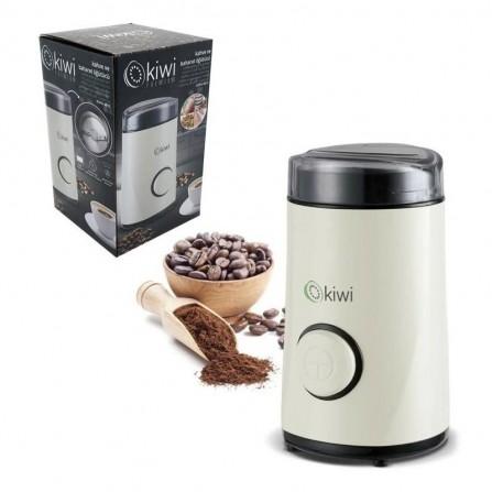 Moulin à café Kiwi 150 Watt - Noir  (KSPG-4812)