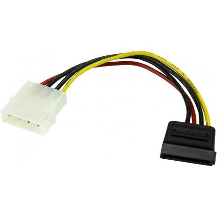 Cable Adaptateur d'Alimentation Molex Mâle vers SATA Femelle (090094)